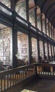 Knihovna v Trinity College